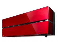Mitsubishi Electric Premium Ruby Red MSZ-LN25VGR-MUZ-LN25VG  25