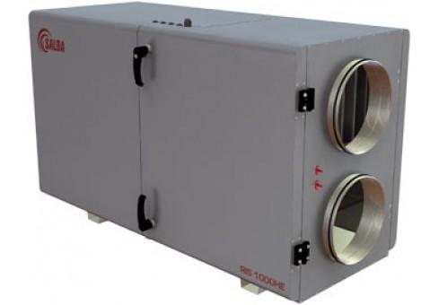 Горизонтальная приточно-вытяжная установка Salda RIS H